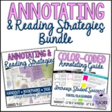 Close Reading and Color-Coded Annotating Strategies Resour