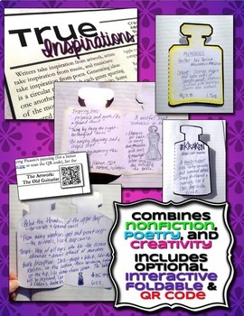 Close Reading and Compare Contrast of Nonfiction, Poetry, Artwork