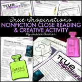 Close Reading & Compare/Contrast Nonfiction, Poetry, Artwo