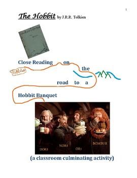 The Hobbit/J.R.R.Tolkien: Novel Study and Hobbit Banquet