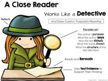 Close Reading and Performance Task Lesson Plan