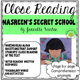 Engage NY Module 1 - Nasreen's Secret School - Page by Page Prompts +