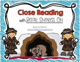 Close Reading for Bear Snores On