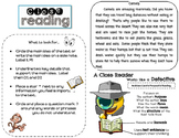 Close Reading for Beginners