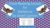 Close Reading for Stellaluna