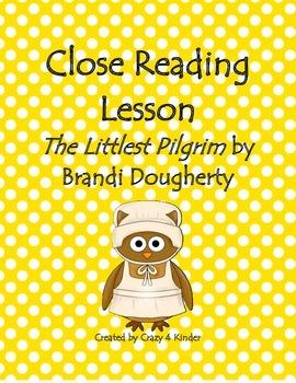 Close Reading for The Littlest Pilgrim