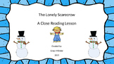 Close Reading for The Lonely Scarecrow