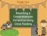 Close Reading for the Common Core Grade 2 - China Passage
