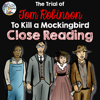 Close Reading in To Kill a Mockingbird