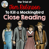 Close Reading in To Kill a Mockingbird