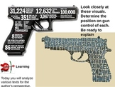 """Close Reading of """"A Piece of Wood"""" an Introduction to a Debate on Gun Control"""