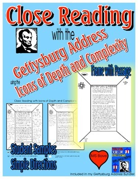 Close Reading of Gettysburg Address