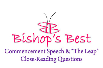 """Close Reading of Speech and Comparison to the short story, """"The Leap"""""""