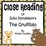 Close Reading of The Gruffalo