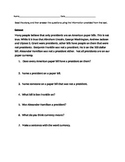 Close Reading on Currency - Short, Simple, Wh Questions from Text