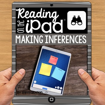 iPad Reading Activity for Making Inferences