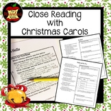 Close Reading with Christmas Carols