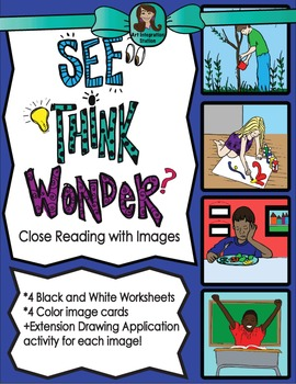 Close Reading with IMAGES #2