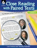 Close Reading with Paired Texts Level 5 (eBook)