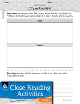 Close Reading with Social Studies Paired Texts