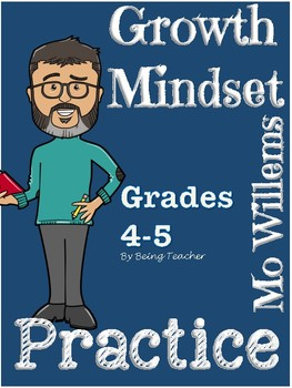 FREEBIE Growth Mindset  FREEBIE ELA Close Read: Mo Willems