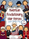 American Revolution, Revolutionary War, Leveled Passages 3rd Grade SAMPLER