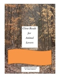Close Reads for Animal Lovers