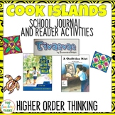 Cook Islands Close Up Reading Comprehension Journal and Re
