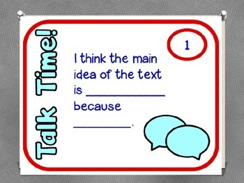 Close reading mini lesson number 1, 3rd grade