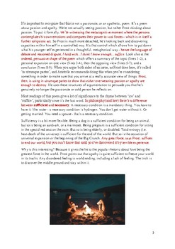 Close reading notes – analysis of Robert Frost, 'Fire and Ice'
