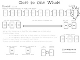 Close to One Whole Partners Fractions Game