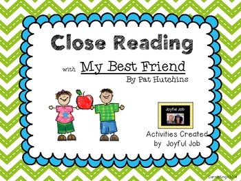 CloseReadingMyBestFriend