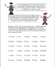 Closed Multisyllabic Activity 2 (worksheets/centerwork)