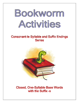 Closed, One-Syllable Base Words with the Suffix -s
