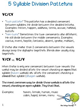 Closed Syllable Level Three Bundle