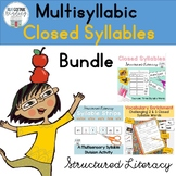 Closed Syllable Level Three Bundle