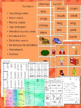 Closed Syllable Level Two Bundle