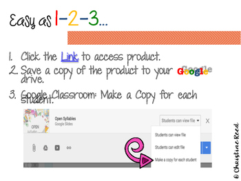 Closed Syllables {Digital Interactive Notebook}