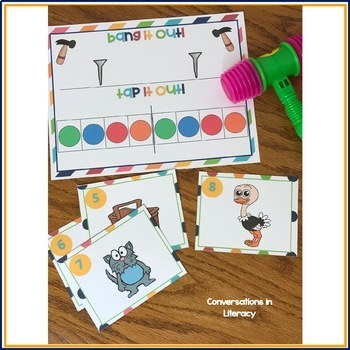 Closed Syllables for Two Syllable Words Clap It Out Tap It Out
