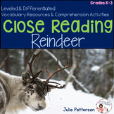 Close Reading Reindeer