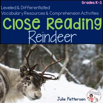 Close Reading Reindeer