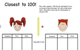 Closest to 100- Place Value
