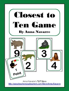 Closest to Ten