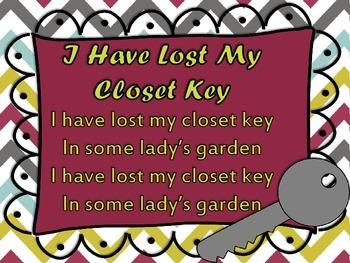 Closet Key - A Song for Ta & Ti-ti