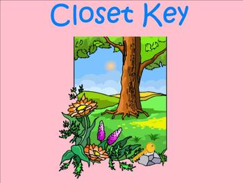 "Closet Key - (An Introduction To ""Re"")"