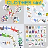 Clothes 4 in 1