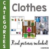 Clothes Categories