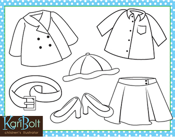 Clothes Clip-Art
