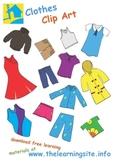 Clothes Clip Art