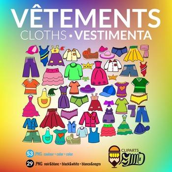 Clothes Collection - Vêtements - Vestimenta